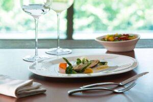 Профессиональная посуда для ресторана